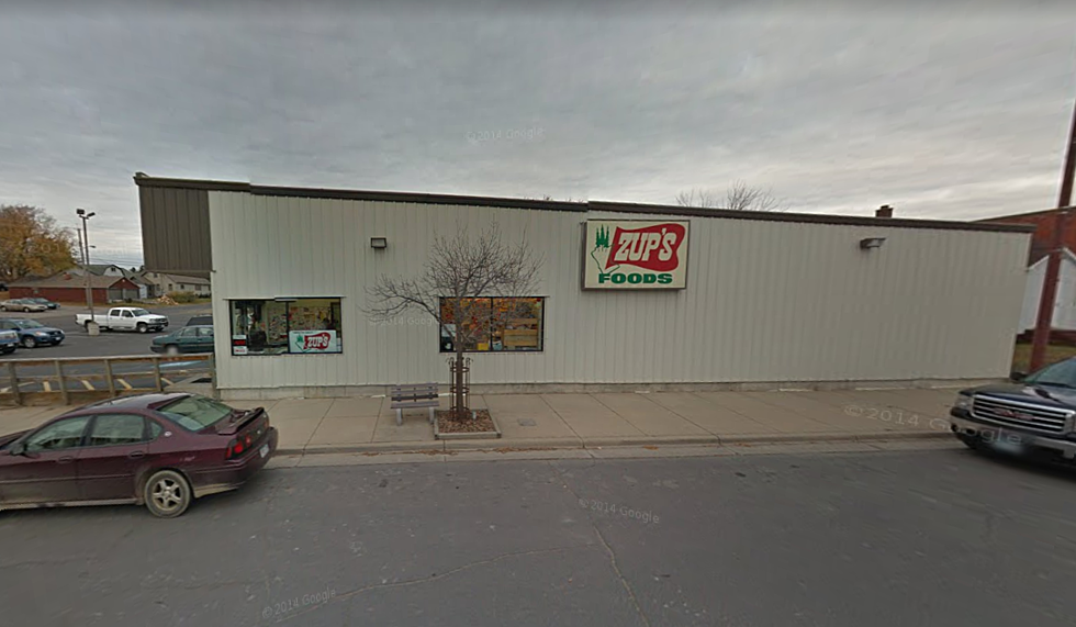 Some Jerk Burglarized The Tower Zup's Grocery Store