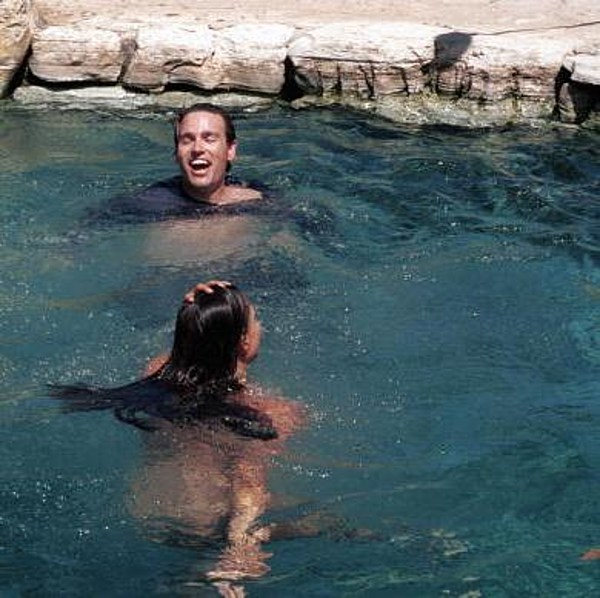 National Skinny Dipping Day!