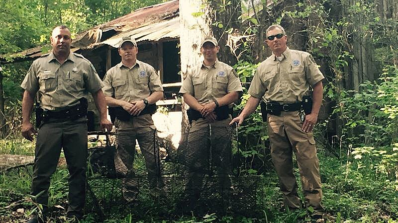 August 2019 Texas Game Warden field notes - Houston Chronicle