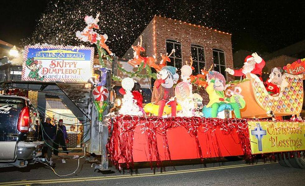 Christmas Homecoming Float.Lufkin Christmas Parade Map Details And List Of Participants
