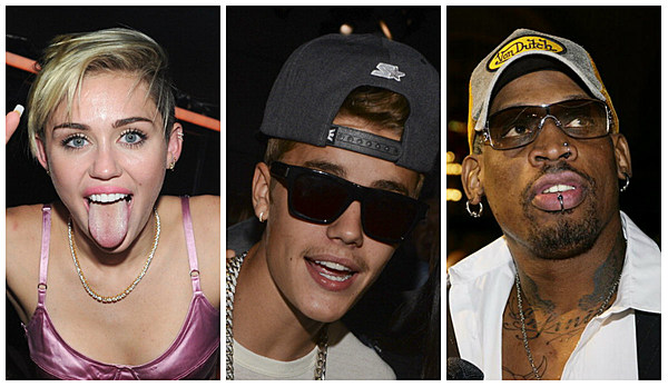 are celebrities good role models