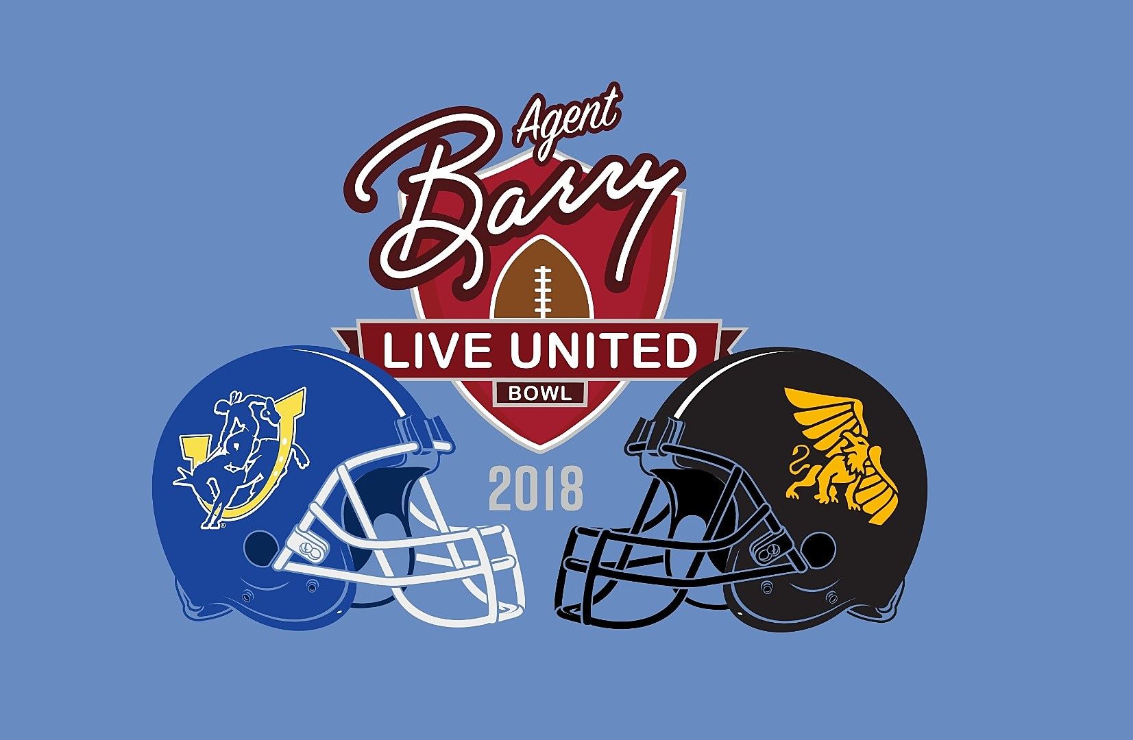 8f493677c4f Agent Barry  Live United Bowl  2018 - Schedule For The Week