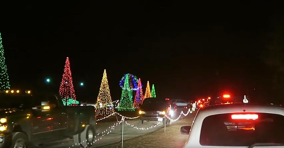 Drive Thru Christmas Lights.Santa Land Texas The Original Drive Thru Christmas Park