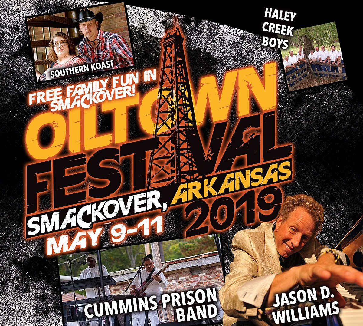 Smackover 'Oil Town Festival' Is This Weekend