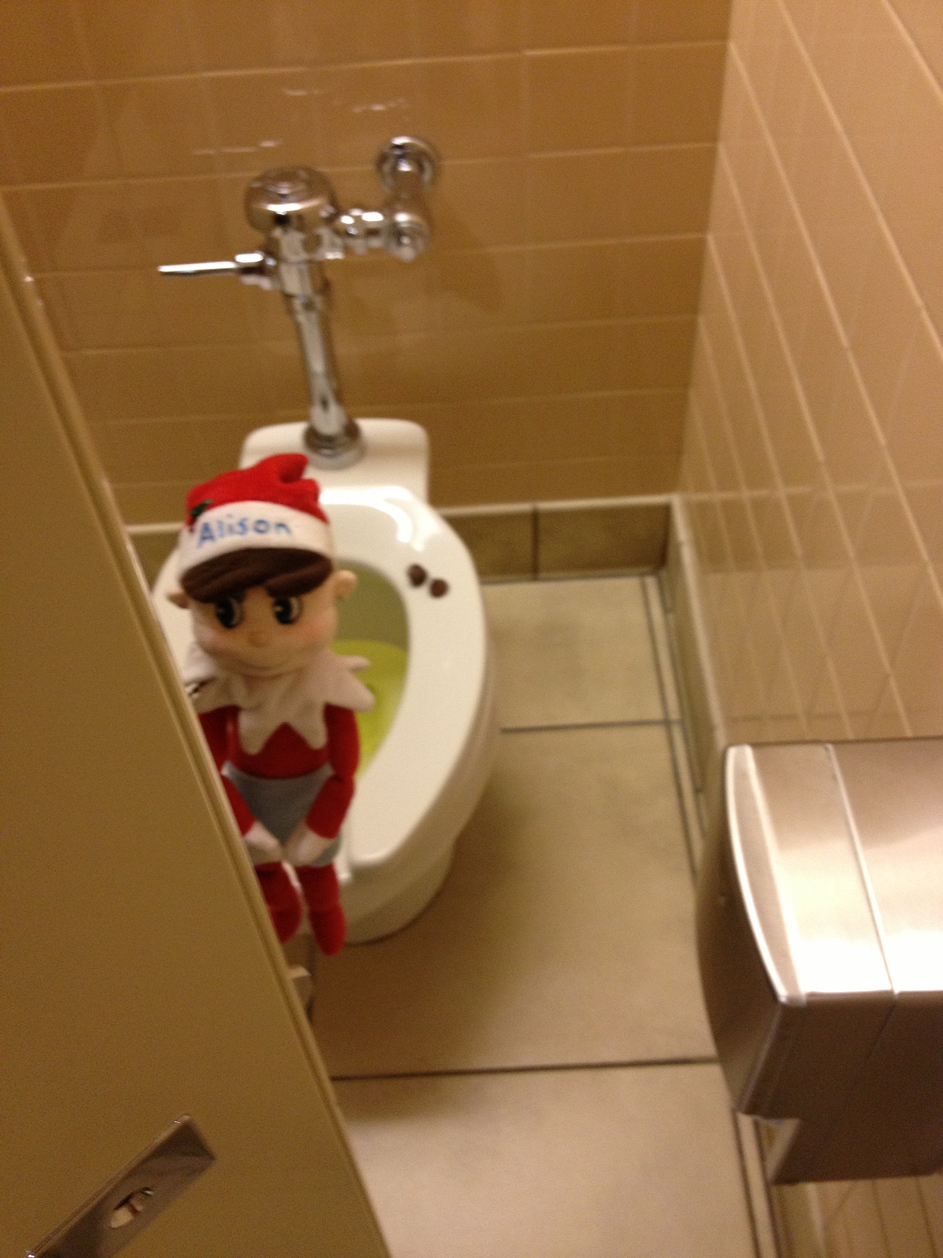 The Inappropriate Elf On The Shelf [PHOTOS]