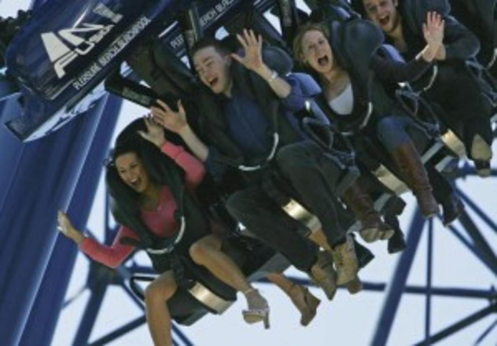 Find Summer Fun at Six Flags Over Texas