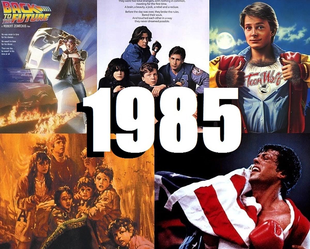 Making Movie History - A Look Back at 1985