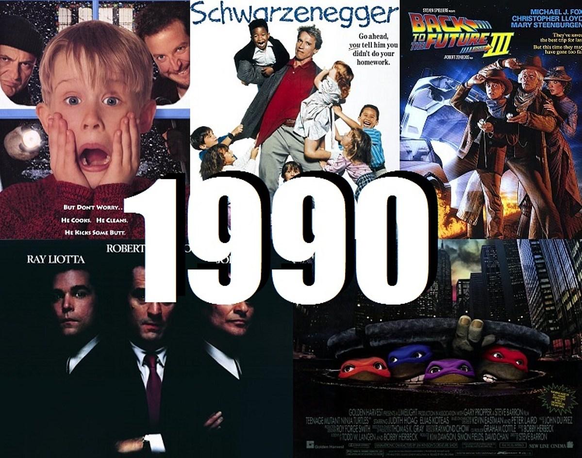 Making Movie History – A Look Back at 1990