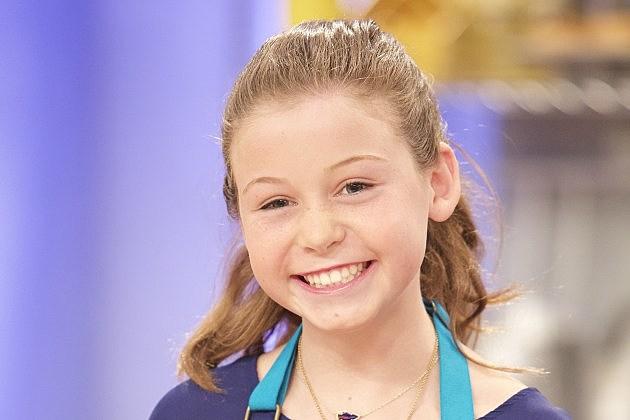 Rebecca Beale of Graham, Texas Wins Season 2 of 'Kids Baking