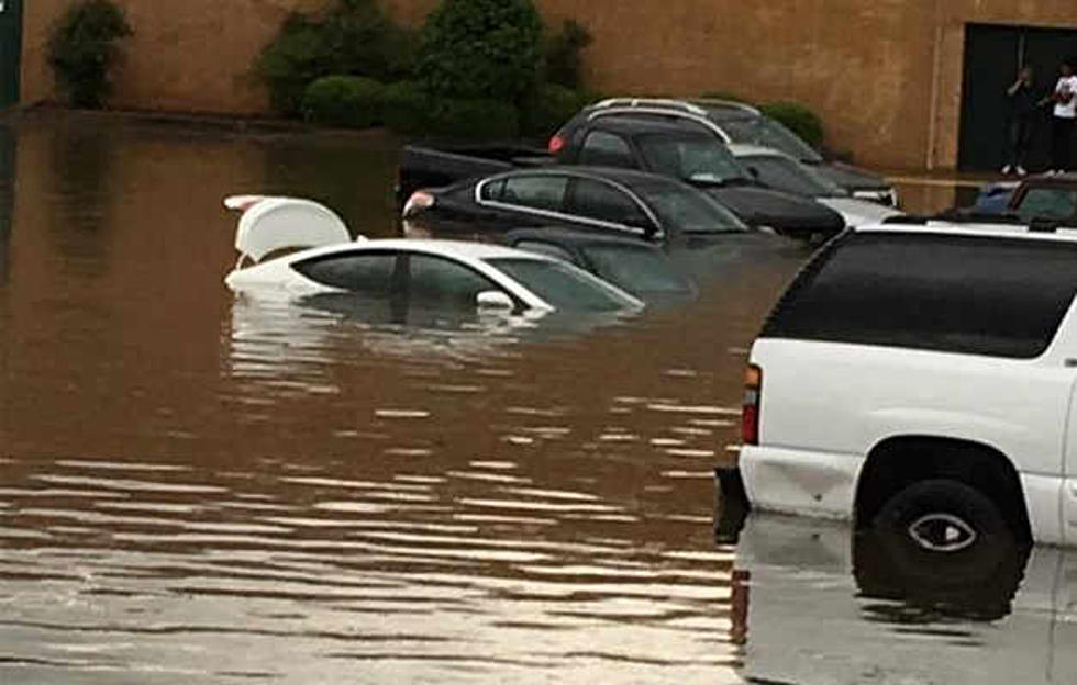 Storms Cause Massive Flooding Across Lawton and Southwest
