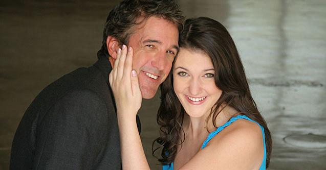 Kraddick and wife