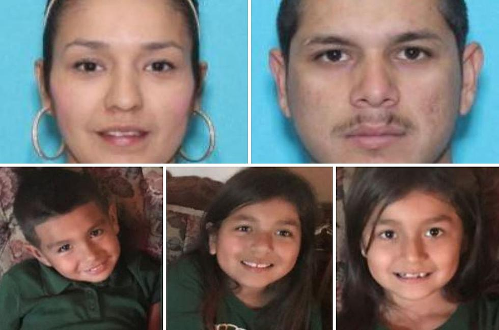 Amber Alert Issued For 5 Texas Children From Zavala County