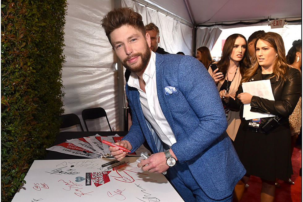 Chris Lane Involved in a Love Triangle