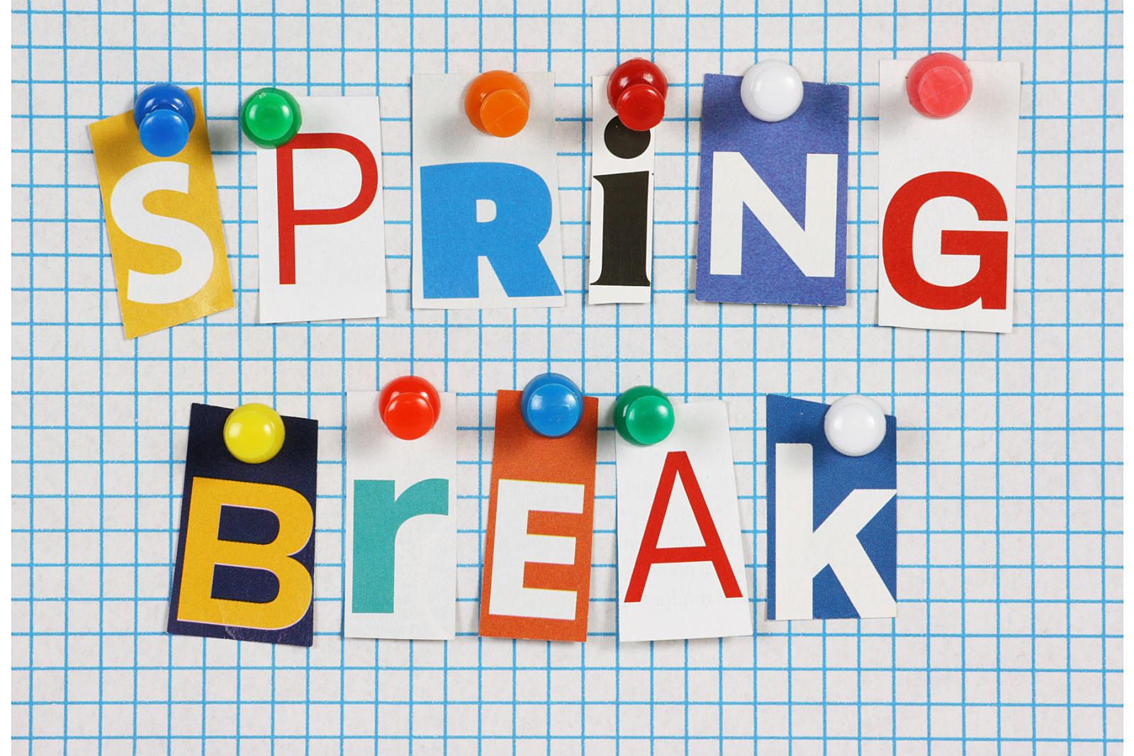 Stuck in the Ark-La-Tex for Spring Break?