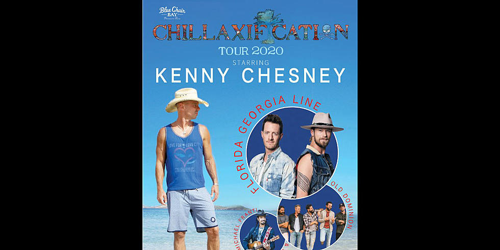 kenny chesney new album 2020
