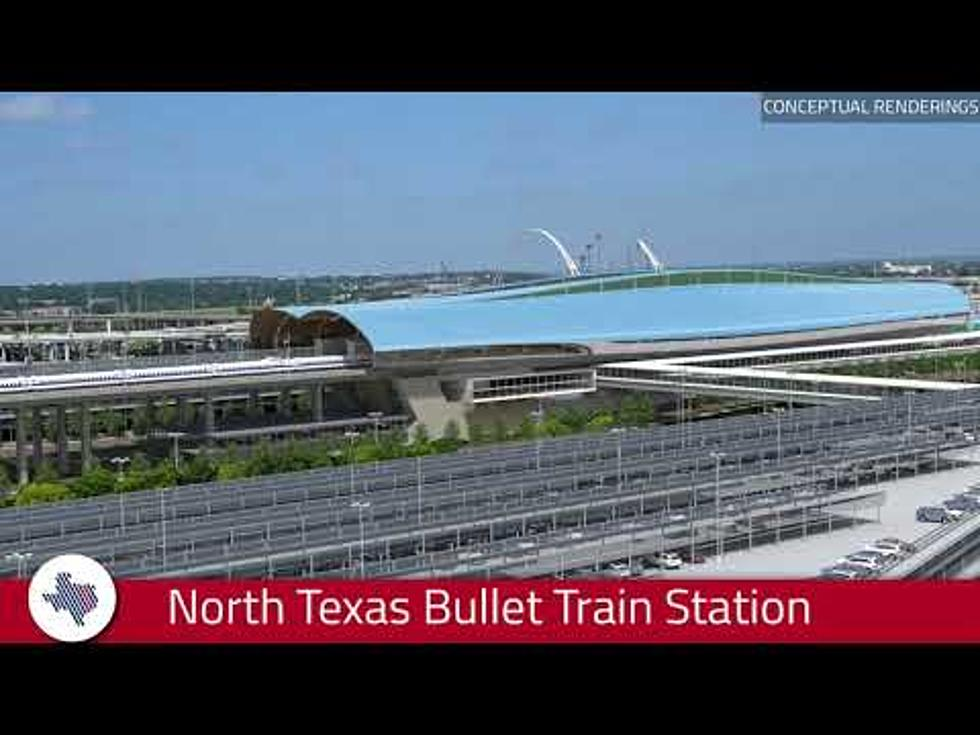 Texas Bullet Train Picks Sites for Houston and Dallas Terminals