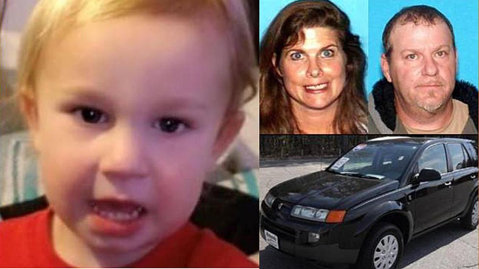 AMBER ALERT Canceled, TX Toddler Found [UPDATE]