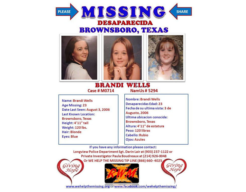 6 Women STILL Missing From East Texas