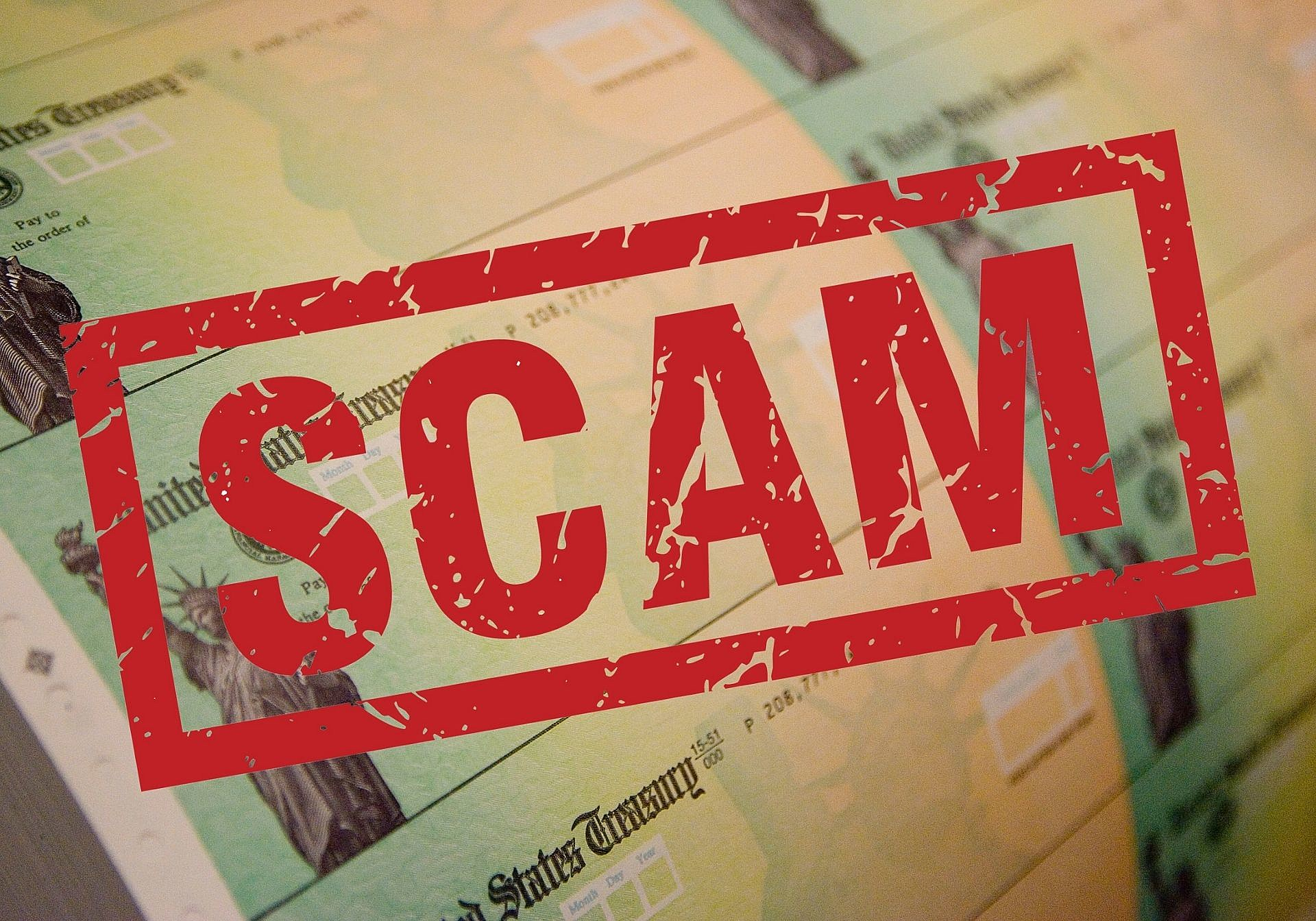 Here Are The Stimulus Check Scams Texans Need To Look Out For
