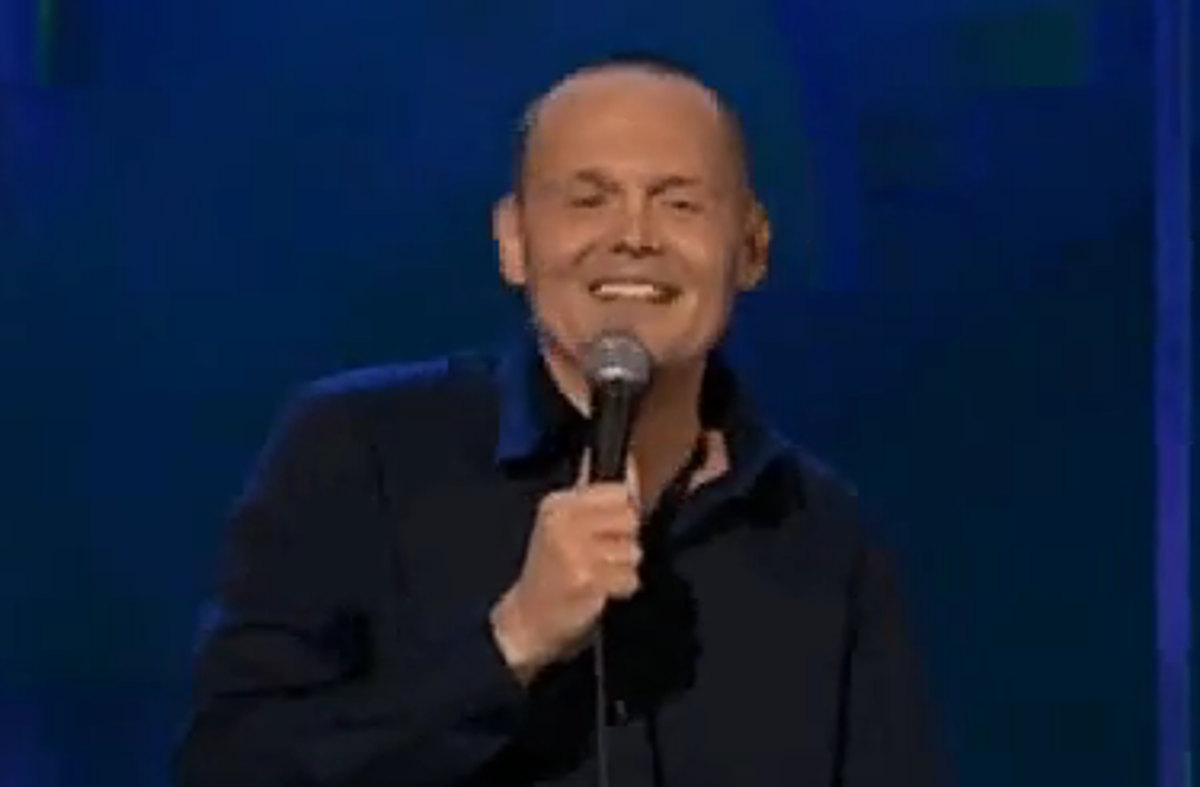 Comedian Bill Burr VIDEO