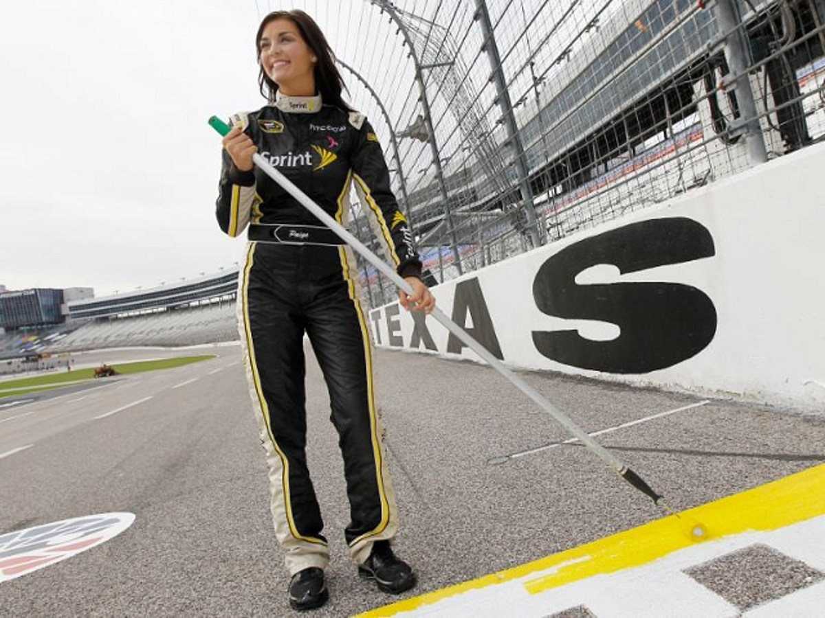 Paige Duke Sacked As Sprint Cup Girl After Six-Year Old