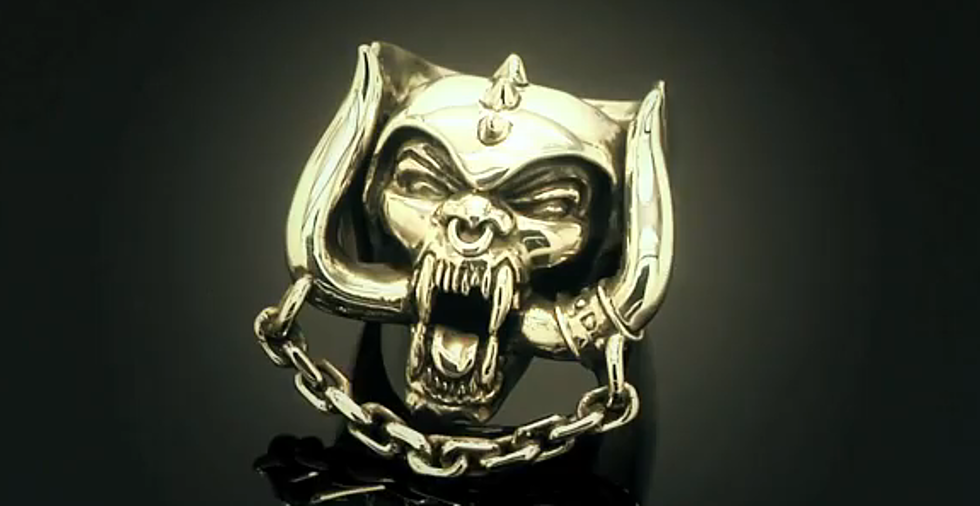 Do You Need Some Motorhead In Your Life, Or On Your Hand