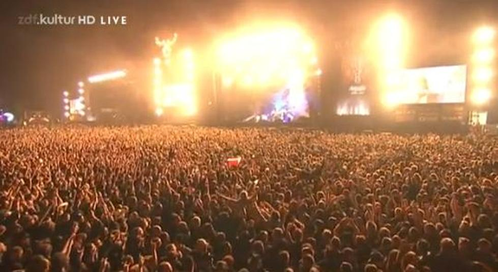 Volbeat Live From Wacken Open Air Festival [VIDEO]
