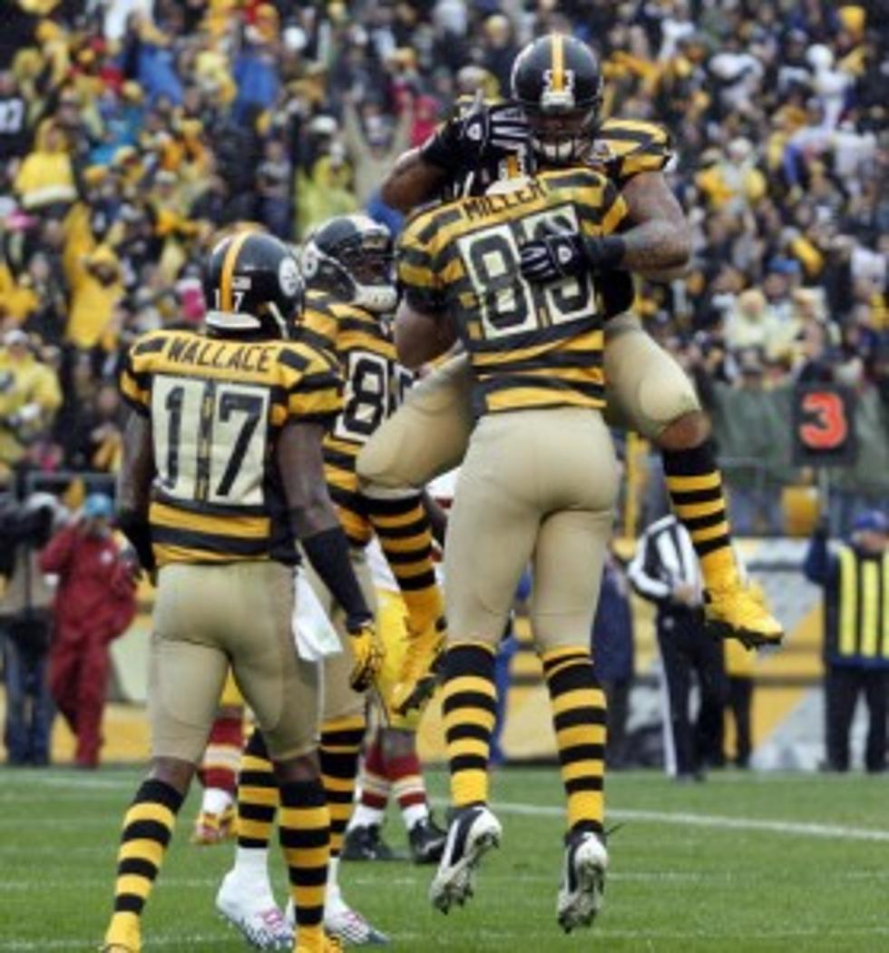 newest 8ec70 d18a0 Pittsburgh Steelers Or Stealers? Throwback Jerseys Look More ...