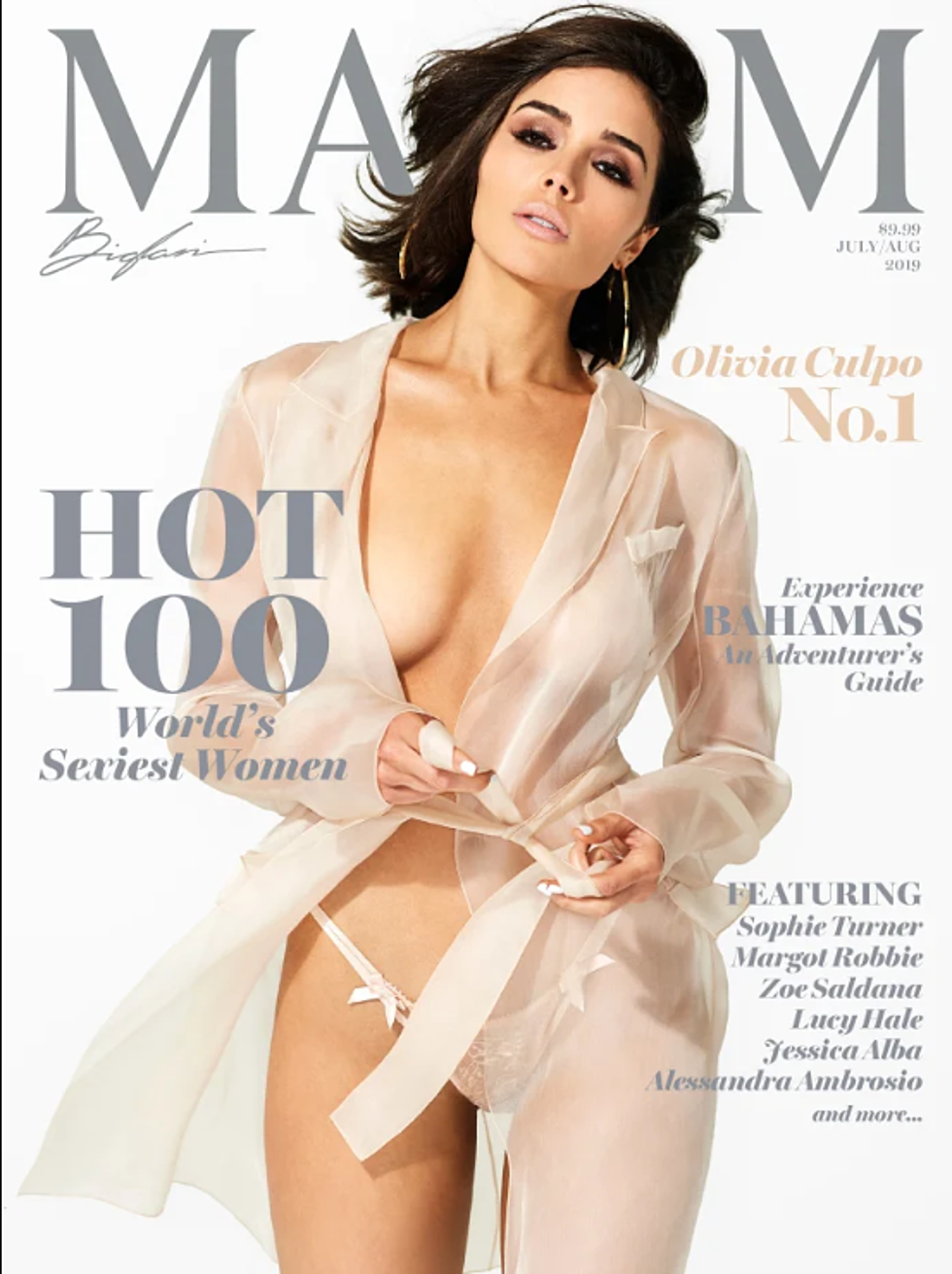 Women the most sexiest FHM's 100