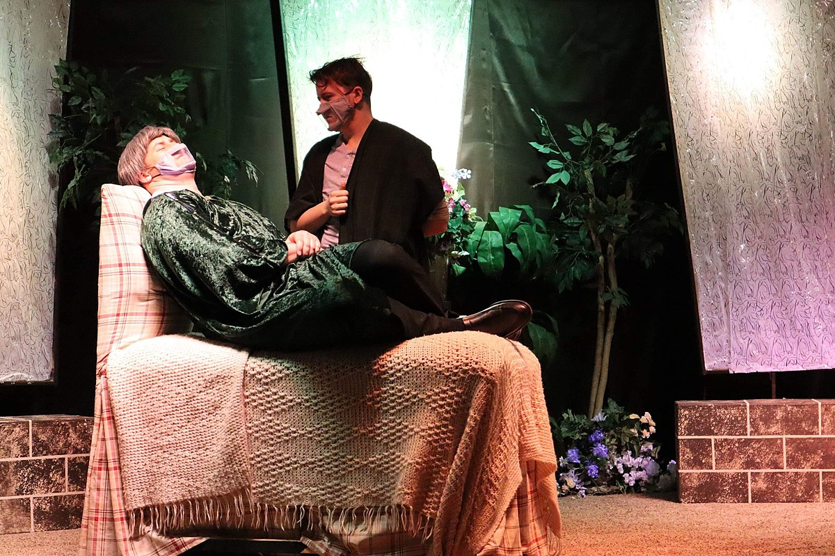 Don't Miss the Final Night of 'King Lear' at Lubbock's CATS Playhouse