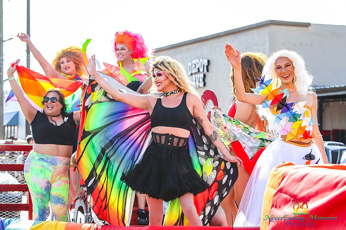 32 Pictures Of Lubbock Pride 2021