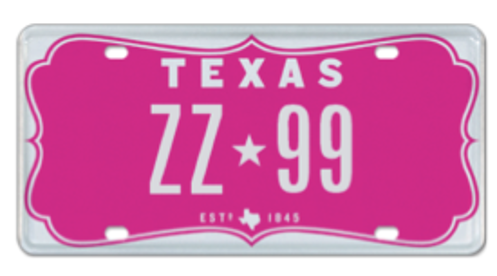 My Plates Texas >> My Plates To Release Easier To Remember License Plate