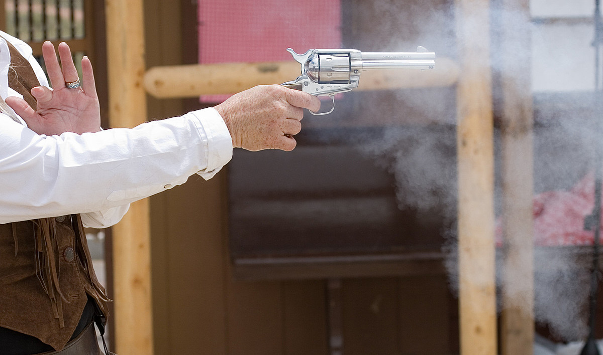 Could Permitless Carry In Texas Bring Back Some of the Old West?