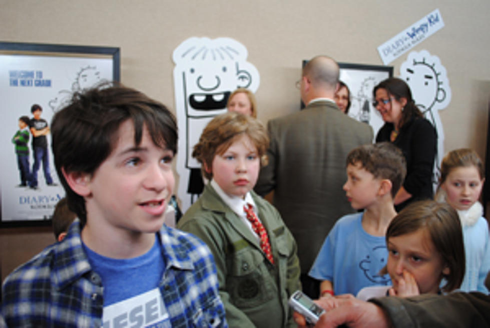 New Diary Of A Wimpy Kid Premiere Held In Buffalo Video