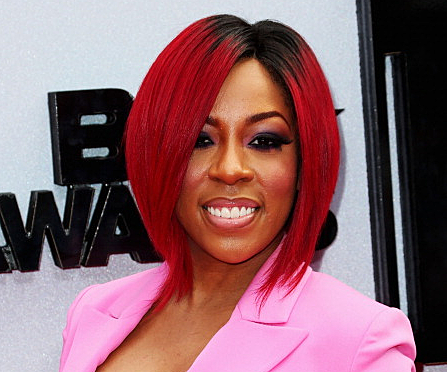 Who did k michelle dating that beat her up