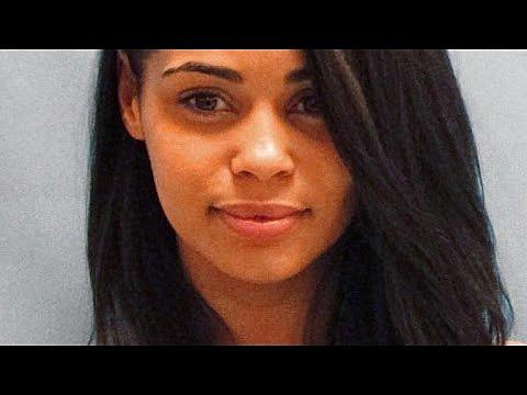 Attractive Womans Mugshot Earns Her Nickname Prison Bae