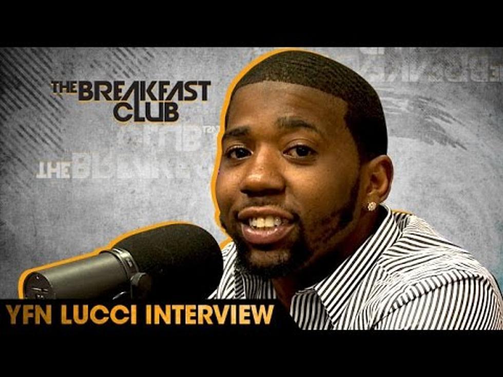 Rapper YFN Lucci Talks With The Breakfast Club [NSFW,VIDEO]