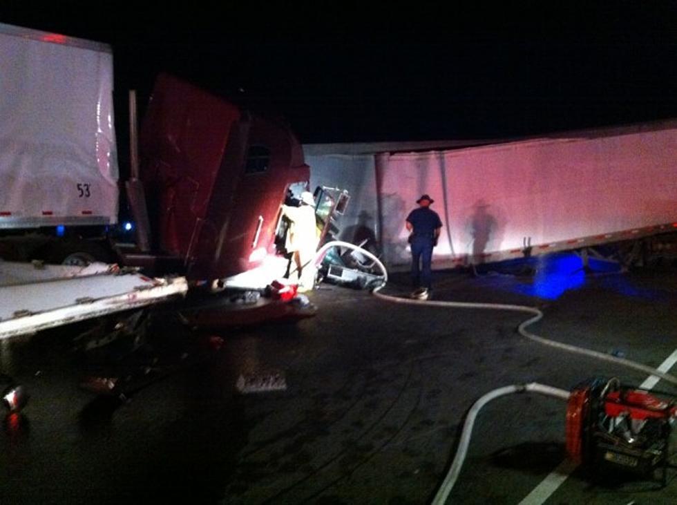I-10 Eastbound Shutdown By Iowa Louisiana