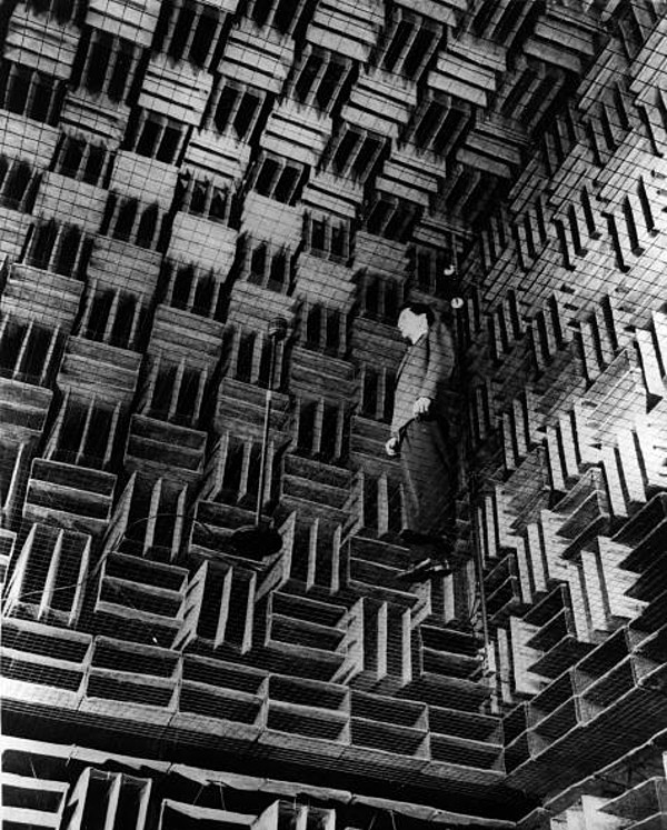 Orfield Anechoic Chamber In Minneapolis Is World's Quietest