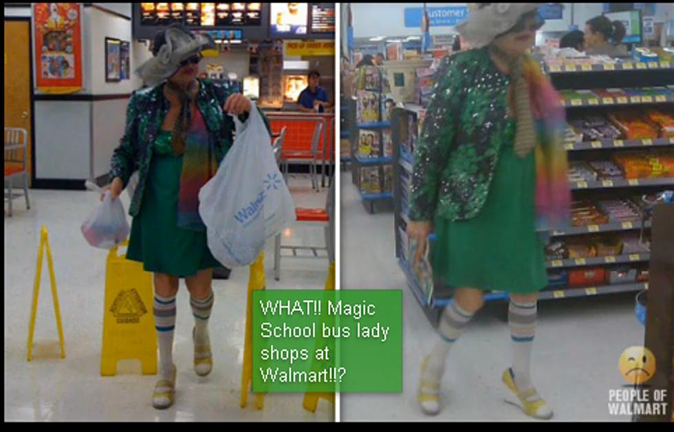 People Of Walmart II [VIDEO]