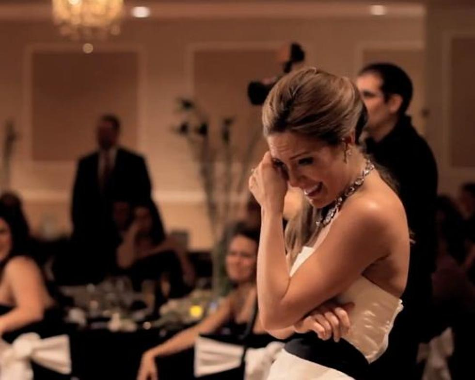 Brother Surprises Sister at Her Wedding With a Touching