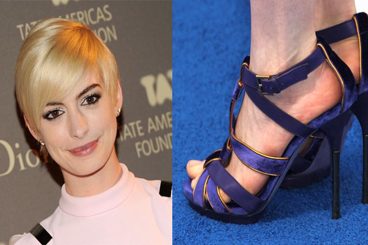 Hathaway feet ann Nancy Kulp