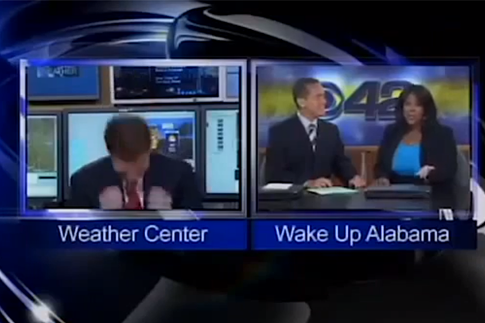 """Morning TV News Anchor Says Weather Guy Has a """"Little Wiener"""