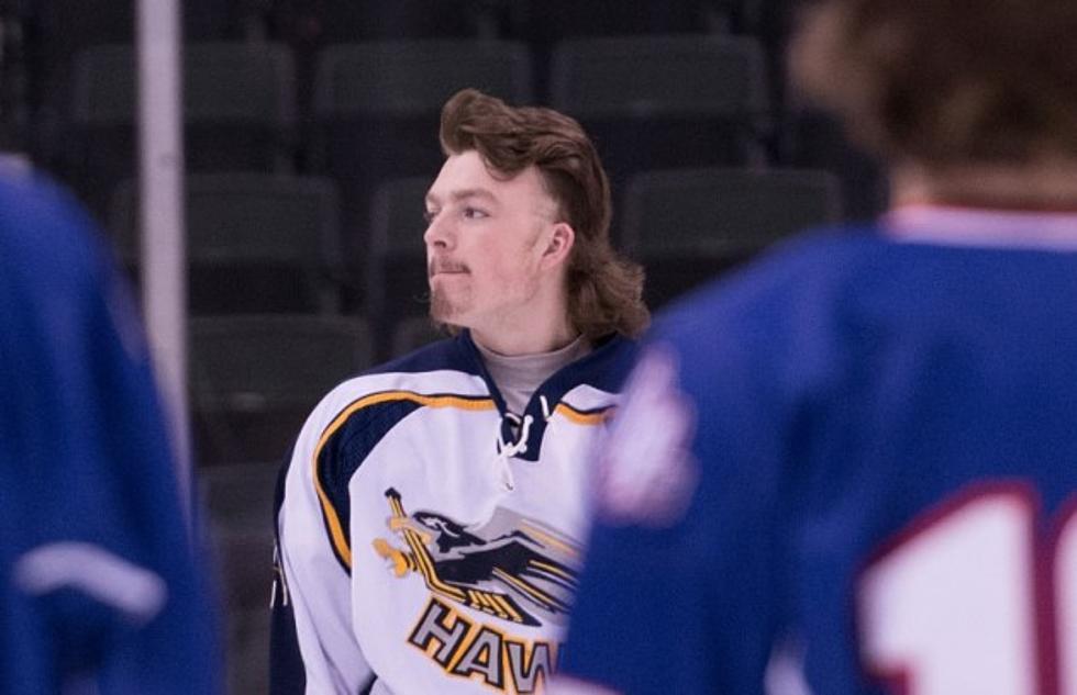 It Is Minnesota High School Hockey Hair Time