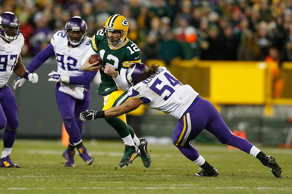 2d175c40e5f Minnesota Vikings LB Eric Kendricks Named NFC Defensive Player of the Week