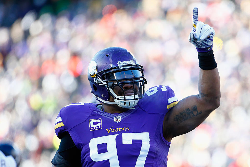 The Vikings Have Extended Everson Griffen's Contract
