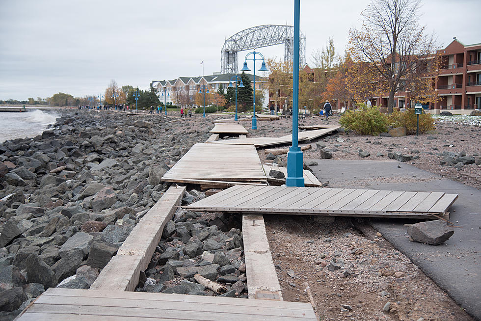 City of Duluth Gives Update Following Storm