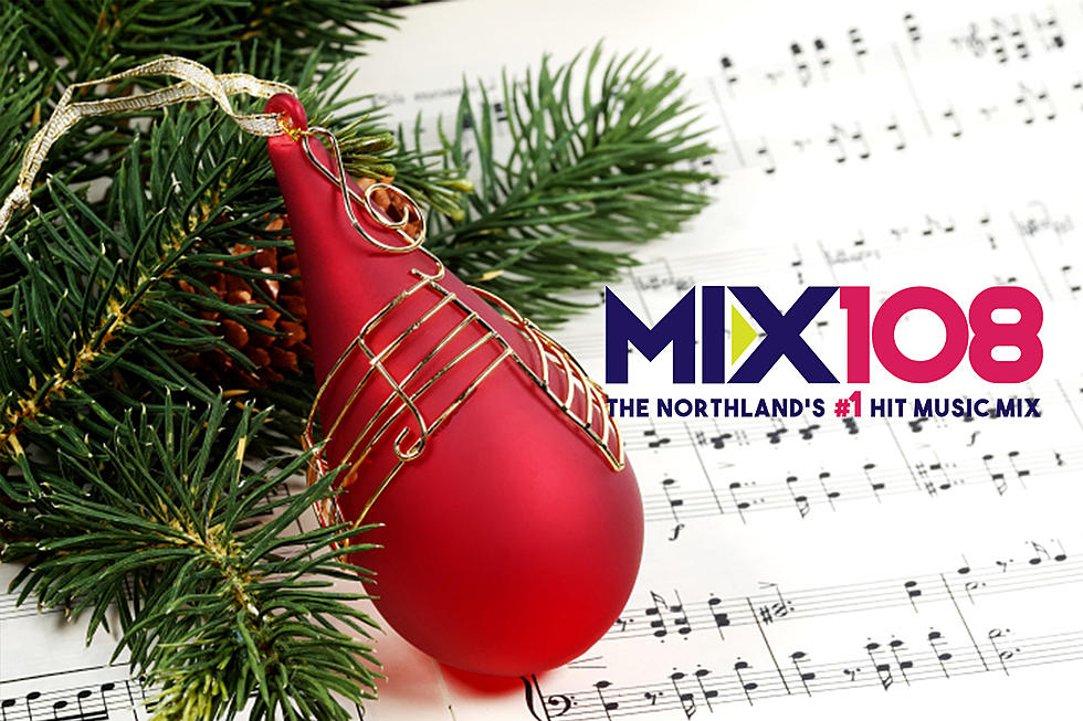 Stream Christmas Music.Mix 108 Brings Commercial Free Christmas Music To The Twin Ports