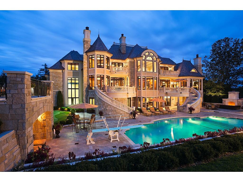 $15.8M Mansion Is Most Expensive Property For Sale In Minnesota Right Now