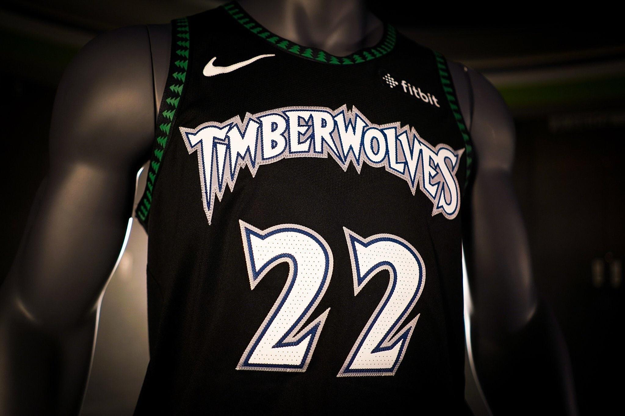 Minnesota Timberwolves Unveil Classics Uniform 79fb504d5